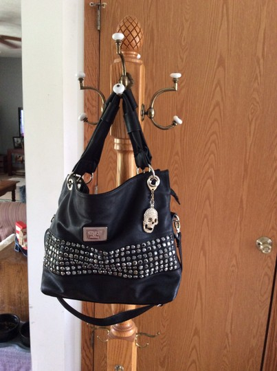 D and Q Fashions Satchel in Black