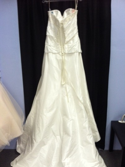 Maggie Sottero Ivory Wedding Dress Size 14 (L)