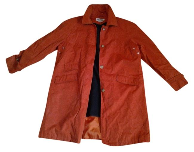 Item - Orange Coat Size 16 (XL, Plus 0x)