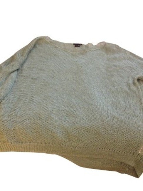 Preload https://item4.tradesy.com/images/theory-mint-green-sweaterpullover-size-8-m-163-0-0.jpg?width=400&height=650