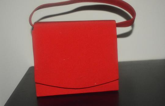 Other Vintage Retro red Clutch Image 1