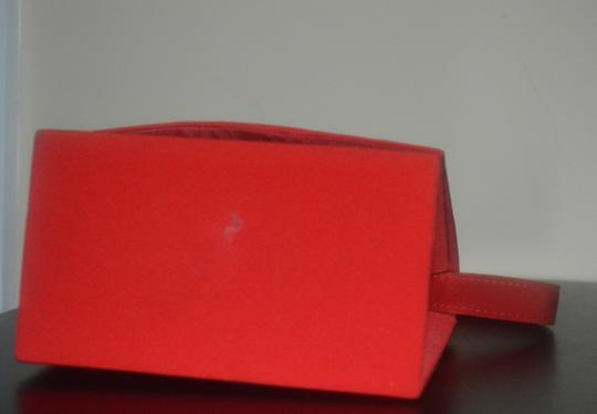Other Vintage Retro red Clutch Image 5