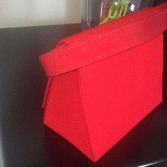 Other Vintage Retro red Clutch Image 3