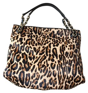 Kate Spade Haircalf Tote in Leopard
