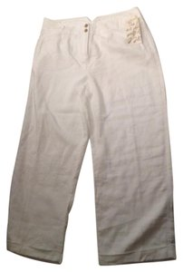 J. Jill J J Relaxed Pants White