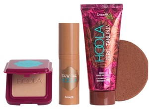 Benefit Benefit cosmetics bronzer limited edition mini set