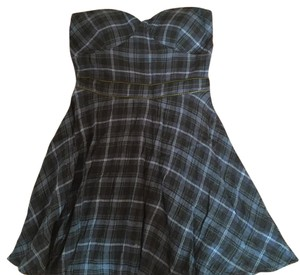 Lucca Couture short dress Blue on Tradesy