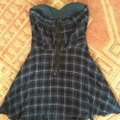 Lucca Couture short dress Blue on Tradesy Image 1