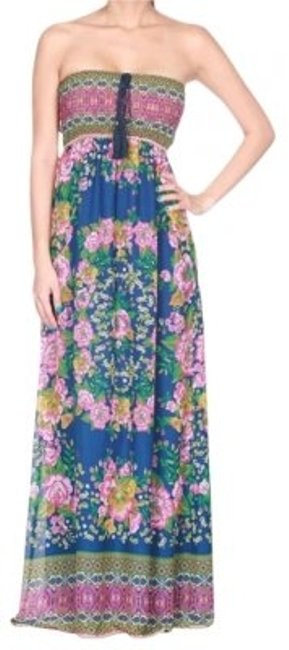 Preload https://img-static.tradesy.com/item/163019/flying-tomato-multicolor-bohemian-stretch-long-casual-maxi-dress-size-8-m-0-0-650-650.jpg