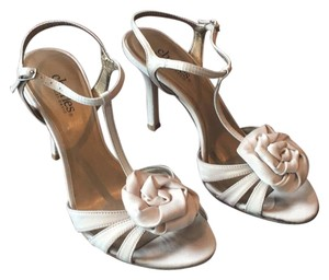 Charles by Charles David Champagne Sandals