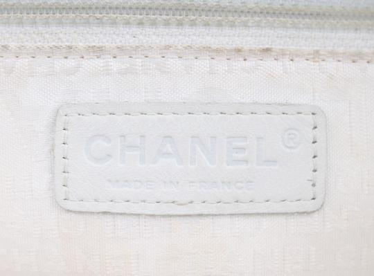 Chanel Summer Tote in White