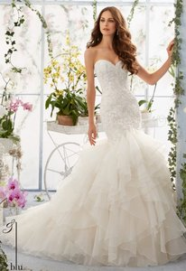 Mori Lee 5409 Wedding Dress