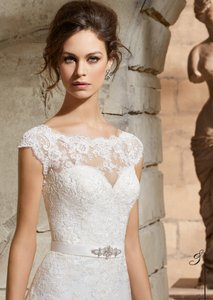 Mori Lee 5370 Wedding Dress
