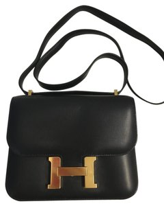 Hermès Hermes Constance Mini Rare Shoulder Bag