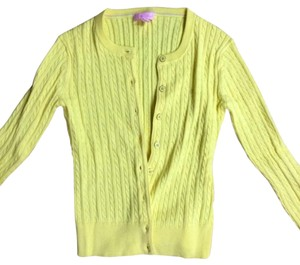 Lilly Pulitzer Cable Knit Cardigan