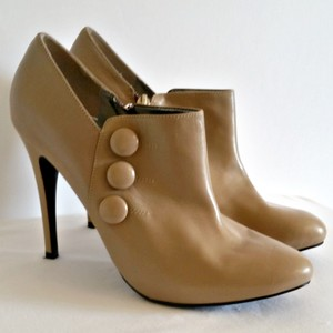 Guess By Marciano New Gray Taupe Beige Pumps