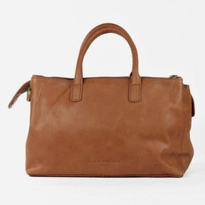 Liebeskind Satchel in Tan Brown Scotch