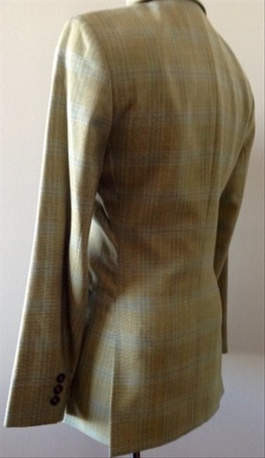 Luciano Barbera Italian Luxury New Multi-Colored Blazer