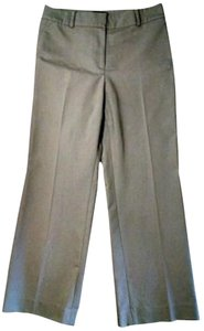 Ann Taylor Size 8 Straight Pants beige