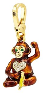Juicy Couture juicy couture monkey charm NIB