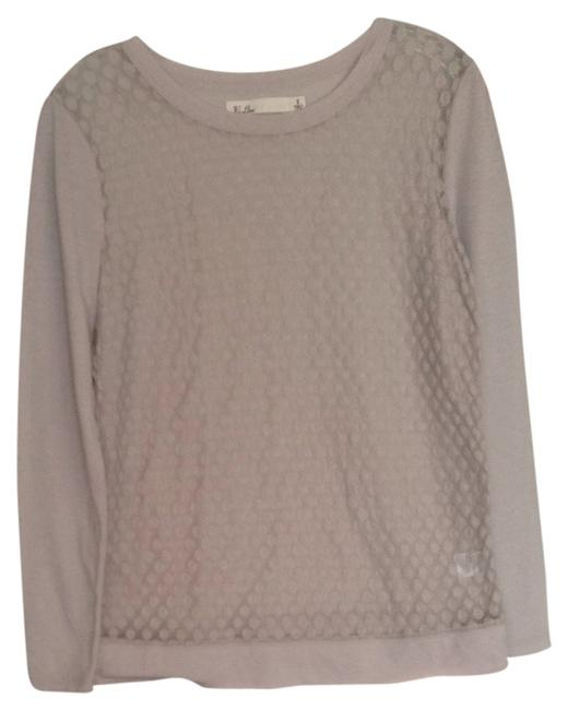 Preload https://item5.tradesy.com/images/madewell-stone-lace-panel-sweaterpullover-size-4-s-1630689-0-0.jpg?width=400&height=650