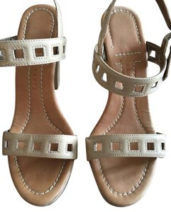 Theory Tan Sandals