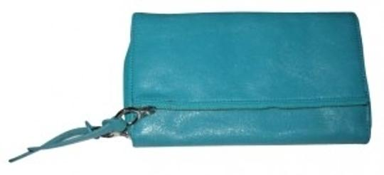 Preload https://item1.tradesy.com/images/shiraleah-turquiose-clutch-wallet-163070-0-0.jpg?width=440&height=440