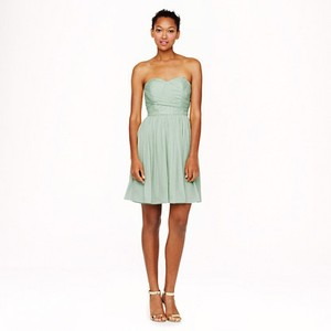 J.Crew Dusty Shale J. Crew Arabella Dress