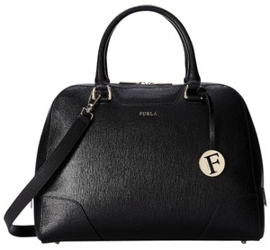 Furla Satchel in Onyx