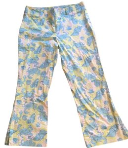 Lilly Pulitzer Capris Blue/Green