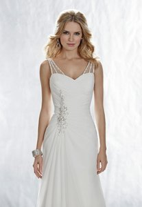 MADISON JAMES Cassidy Sarah Destination Wedding Dress