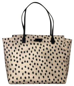 Kate Spade Tote in Flamingo Dot