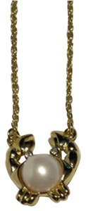 Kate Spade Kate Spade New York Pearl Crab Gold Tone