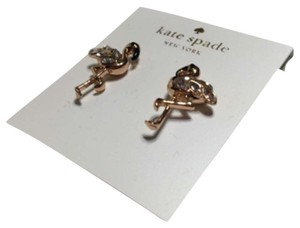 Kate Spade Kate Spade New York Flamingo Stud Earrings