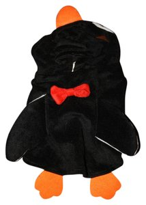Top Paw Penguin Halloween Dog Costume (Size Small)