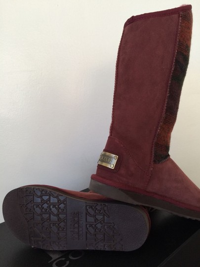 Australia Luxe Collective Ugg Maroon Boots