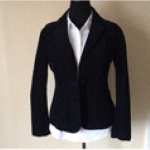 Ann Taylor Navy Jacket
