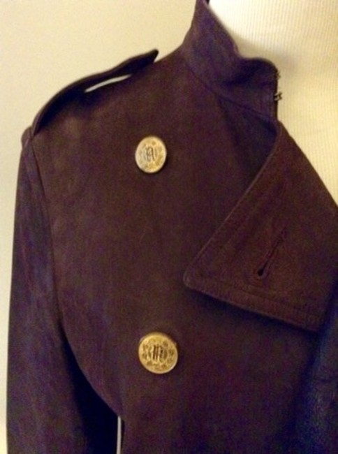 Preload https://item4.tradesy.com/images/ralph-lauren-brown-leather-military-peacoat-size-6-s-1631288-0-0.jpg?width=400&height=650