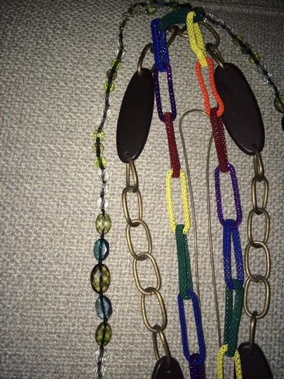 Other 4 Handmade Long necklaces