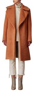 Dries van Noten Mohair Wrap Wool Winter Pea Coat