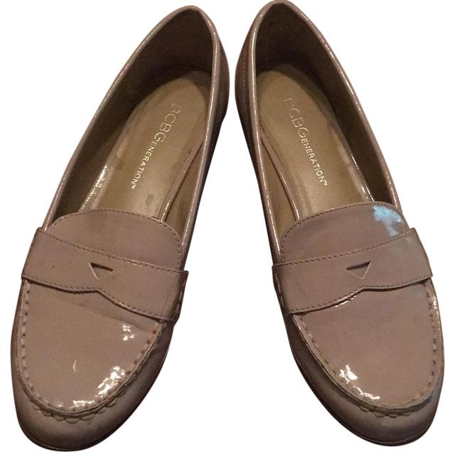 BCBGeneration Mauve Loafers Flats Size US 8.5 Regular (M, B) BCBGeneration Mauve Loafers Flats Size US 8.5 Regular (M, B) Image 1