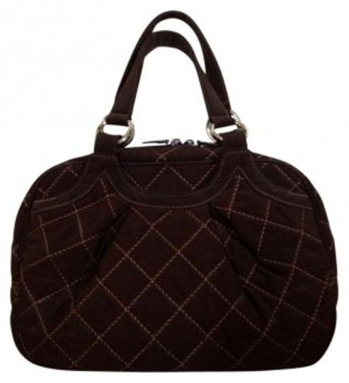 Preload https://item2.tradesy.com/images/vera-bradley-dark-brown-cloth-shoulder-bag-163146-0-0.jpg?width=440&height=440
