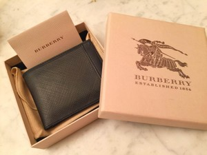 Burberry BURBERRY MEN'S CHECK WALLET