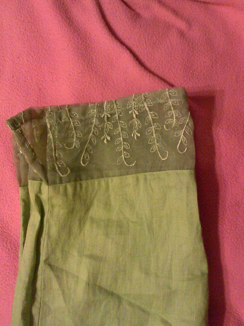 Other Boot Cut Pants green
