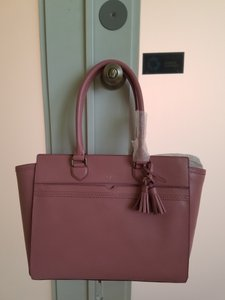 Cole Haan Satchel in Blush