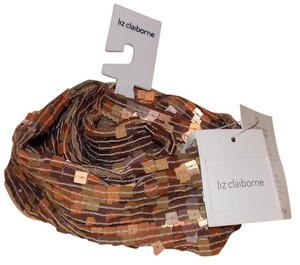 Liz Claiborne endless loop scarf