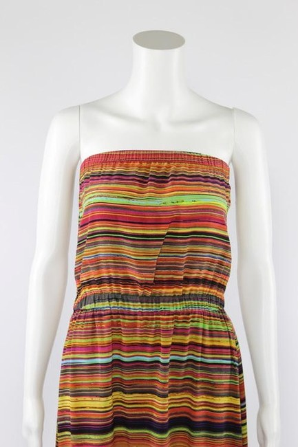 Multi-color Maxi Dress by Twelfth St. by Cynthia Vincent
