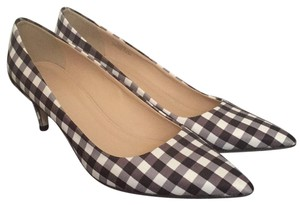 J.Crew Black & white Pumps