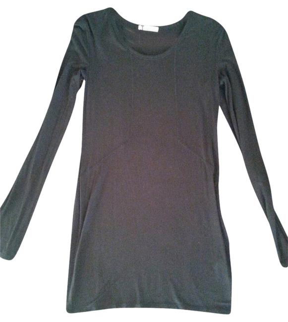T by Alexander Wang short dress Black on Tradesy