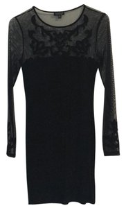 Topshop black dress Dress